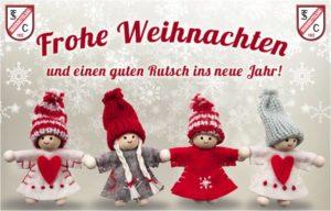 Wir Wünschen Euch Frohe Weihnachten Und Einen Guten Rutsch.Der Tsc Wünscht Frohe Weihnachten Fußball